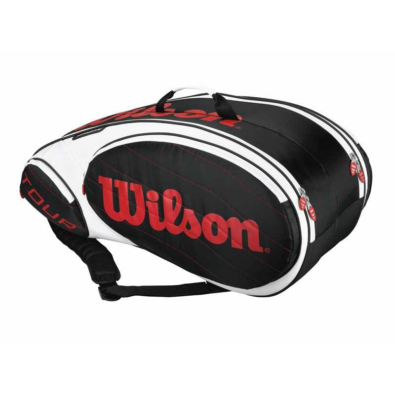 Buy Wilson Tour 9 Pack Tennis Kit Bag Online India 6dc9d3d867