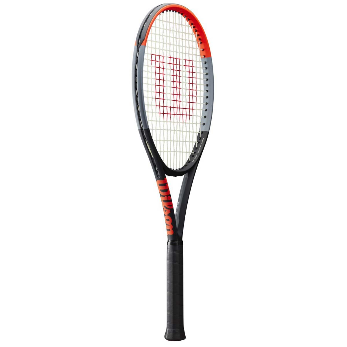 0bc1da79510 Buy Wilson Clash 100 Tennis Racquet (295gm) Online at Lowest Price in India