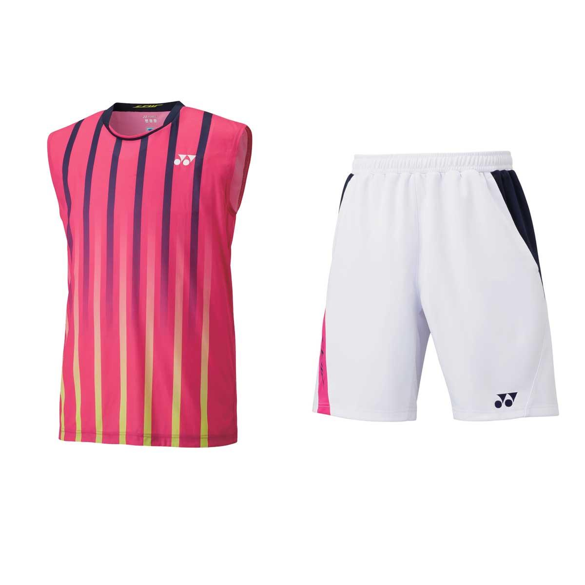 c60024dd4dffb Buy Yonex Lee Chong Wei Limited Edition T-shirt   Shorts Online
