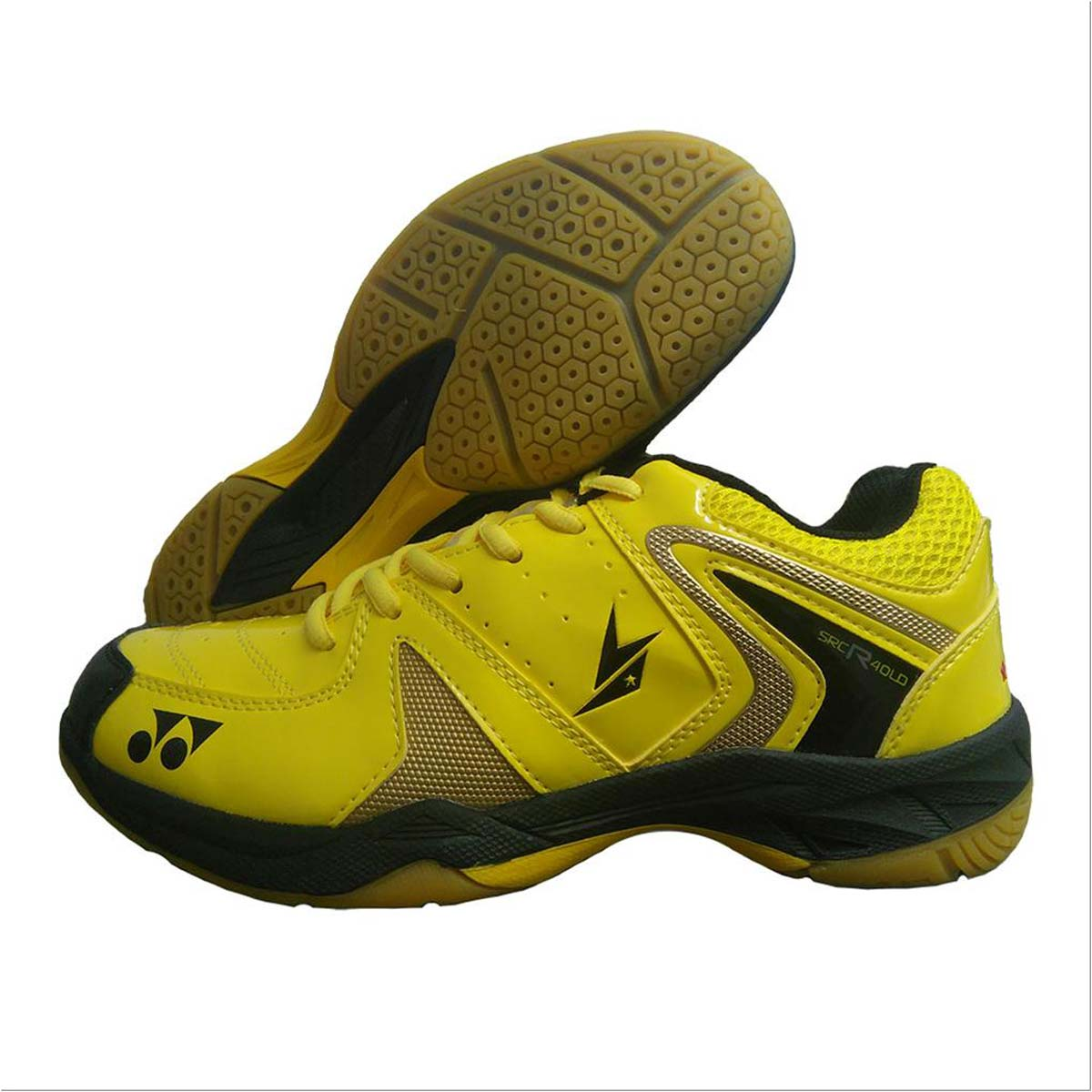 2c3700fd5 Buy Yonex SRCR 40 LD Badminton Shoes (Yellow) Online in India