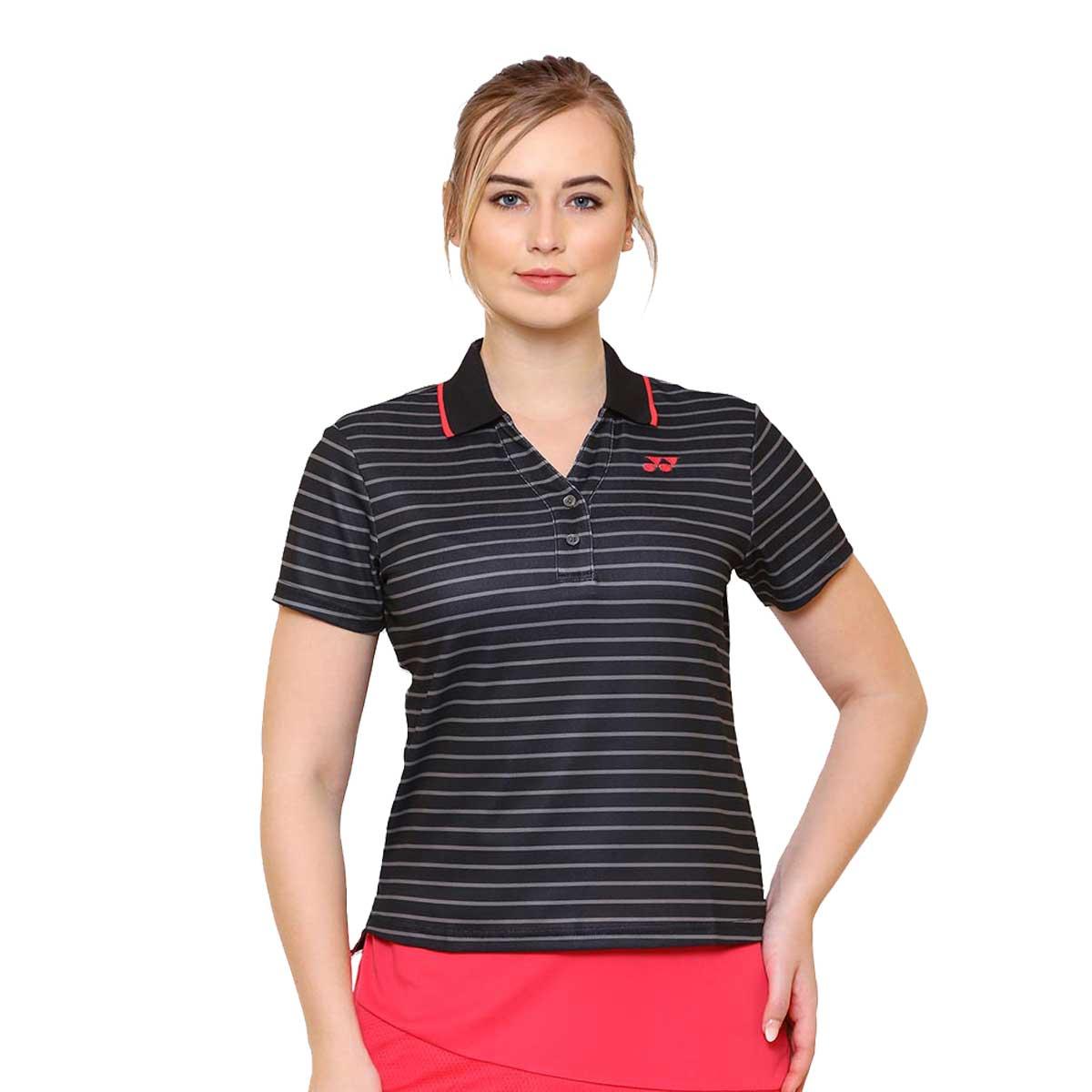 a1a904a07cb Buy Yonex Womens Polo T-Shirt Online India