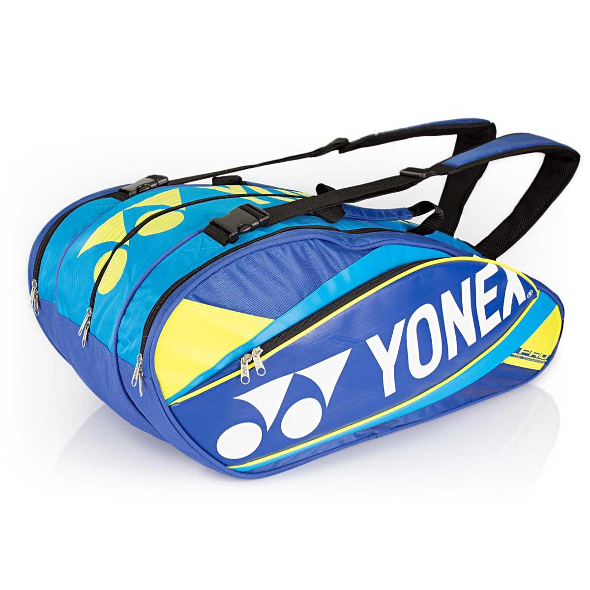14e0b8ab3b3 Buy YONEX SUNR 9529TG BT9 Badminton Kit Bag (Blue) Online