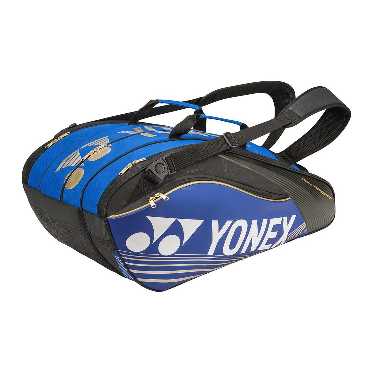 4f9633534fa Buy YONEX SUNR 9629TG BT9 Badminton Kit Bag (Blue) Online