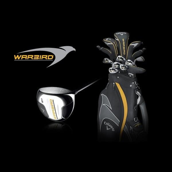 Buy Callaway Warbird Complete Golf Set Graphite Online In India