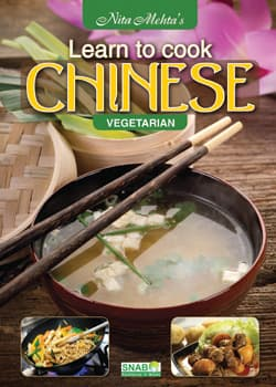 Cook Books, Nita Mehta, Nita Mehta's Learn to Cook Chinese