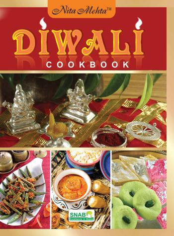 Cook Books, Nita Mehta, Nita Mehta's Diwali Cookbook