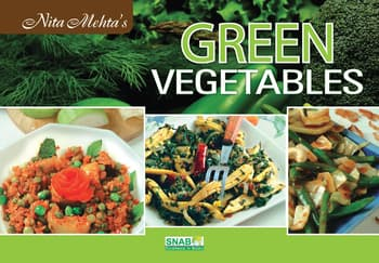 Cook Books, Nita Mehta, Nita Mehta's Green Vegetables