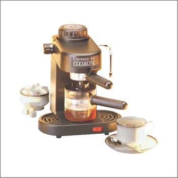 Coffee Maker, Small Appliances, Appliances, Clearline, Clearline Espresso Coffee Maker