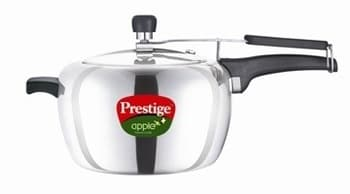 Pressure Cookers, Cookware, Bake & Cook, Prestige, Prestige Apple Plus Aluminium Induction Based Pressure Cooker 5 L