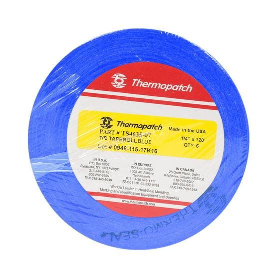 Thermopatch Usa Marking Tape(6Rolls)Blue