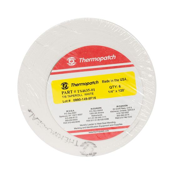 Thermopatch Usa#463501 Marking Tape(6Rolls)White