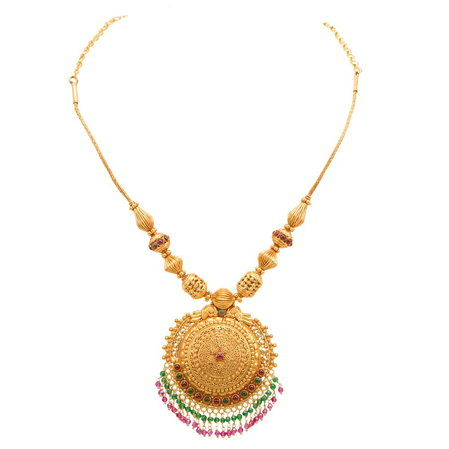 702b6bb2ec8 Necklace, Gold Necklace (22Kt Purity)