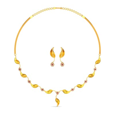 bf1018c6d4d91 Uncut Diamond Necklace Sets Joyalukkas - The Best Price Necklace In 2018