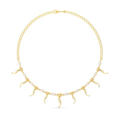 Buy Gold Necklace For Women India Joyalukkas Online