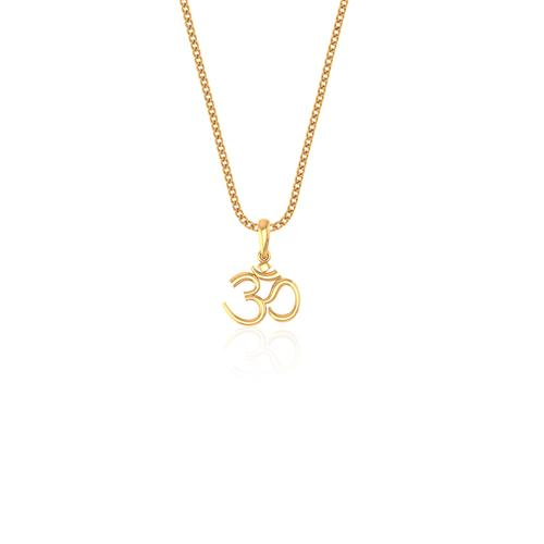 17d437513 Buy Men s Gold And Diamond Pendants In India