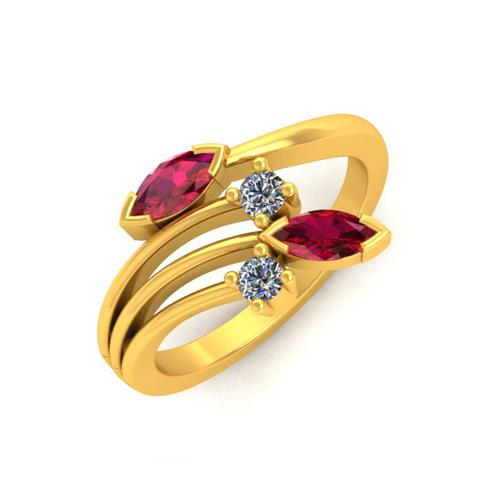 Gold Rings For Men And Women Online In India Pn Gadgil Jewellers