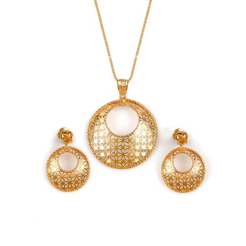 393fcb142ff877 Shop Pendant Set Designs Online | PN Gadgi Jewellers
