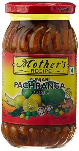 Mother's Recipe Punjabi Pachranga Pickle