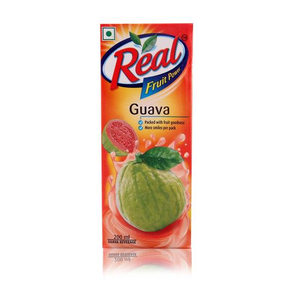 Real Fruit Power Guava
