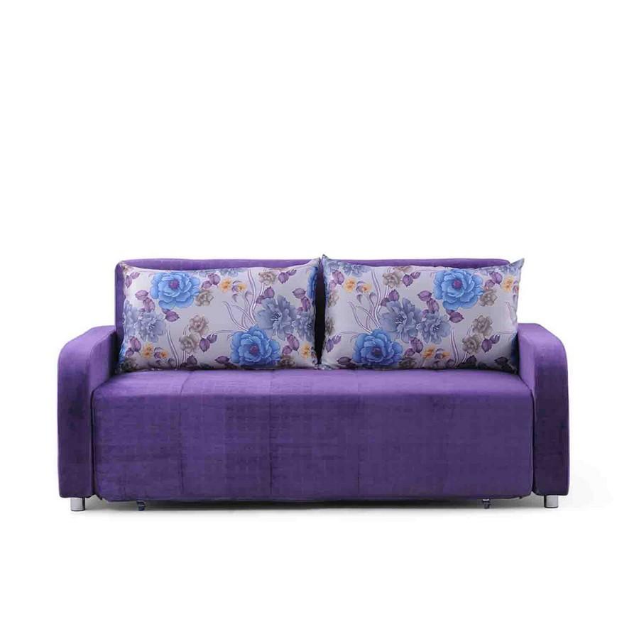 0e8e562cc09 Flora Sofa Cum Bed in Purple