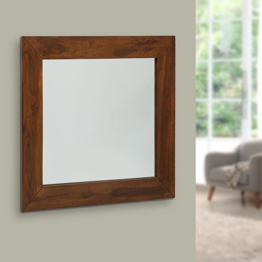 2eefd5c87 Osage Sheesham Wood Mirror Frame
