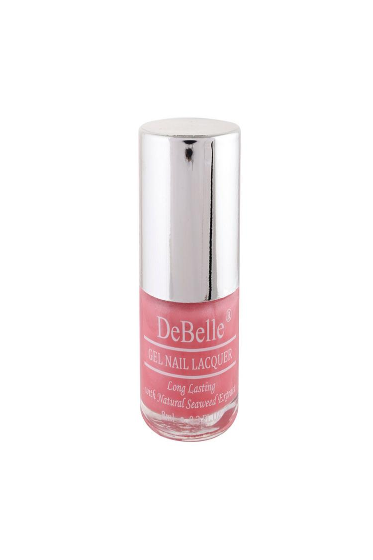 Debelle Gel Nail Lacquer Miss Bliss Pink 8Ml