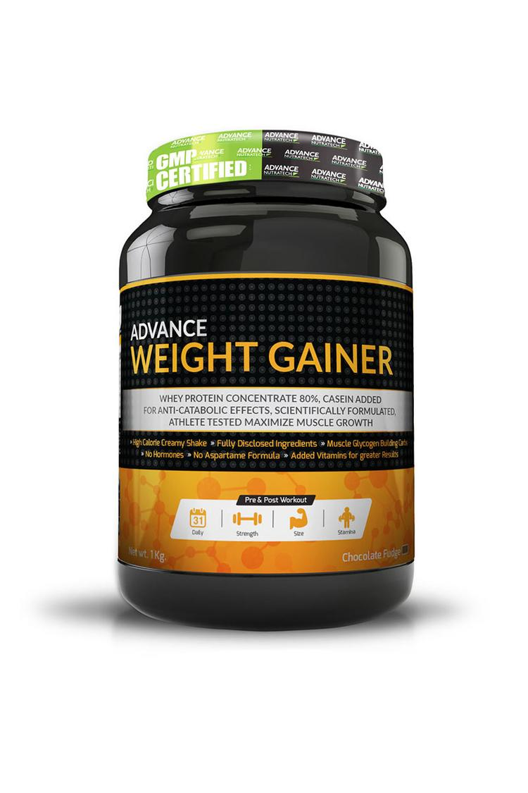 Advance Nutratech Weightgainer 2.2Lbs Chocolate