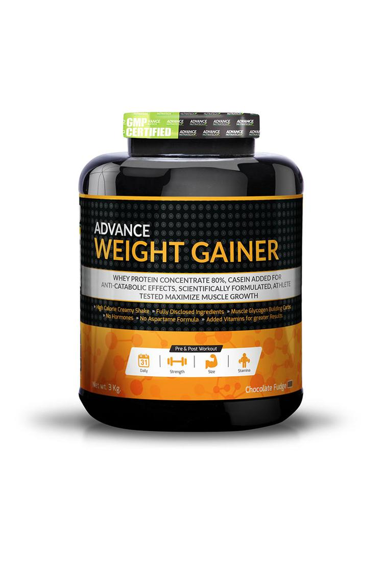 Advance Nutratech Weight Gainer 6Lbs Chocolate