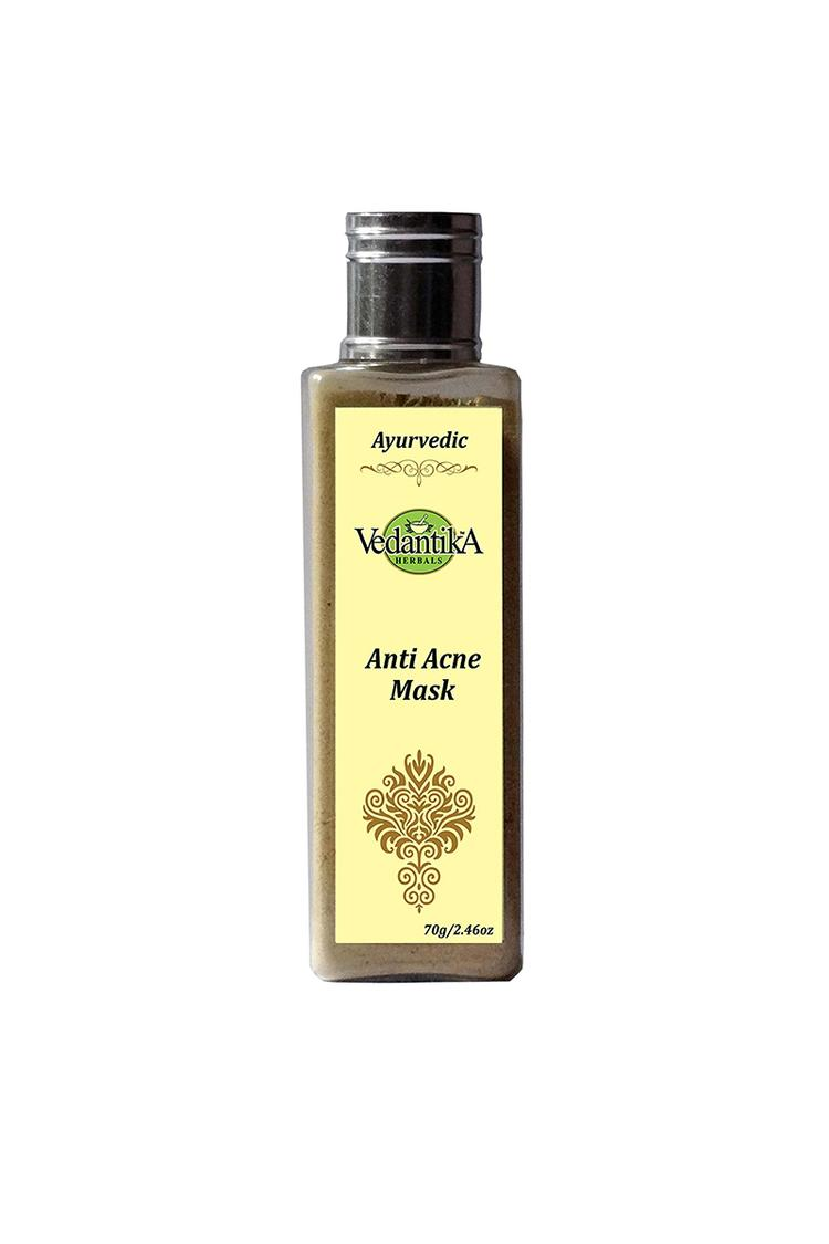 Vedantika Herbals Ayurvedic Anti Acne Mask 70Gm