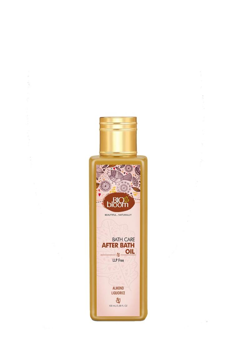Biobloom Natural After Bath Oil Almond And Liquori