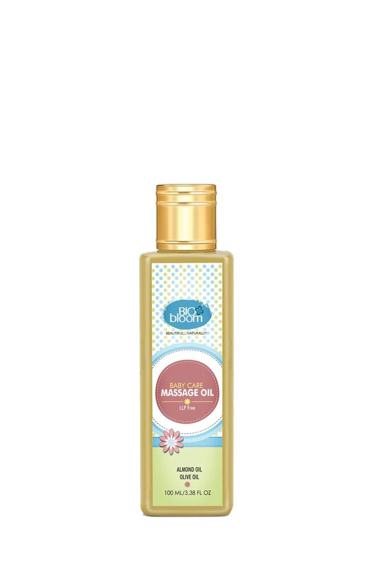 Biobloom Natural Baby Massage Oil 100Ml