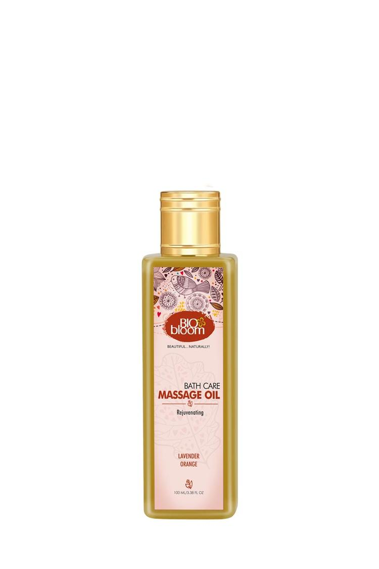 Biobloom Natural Massage Oil Rejuvenating