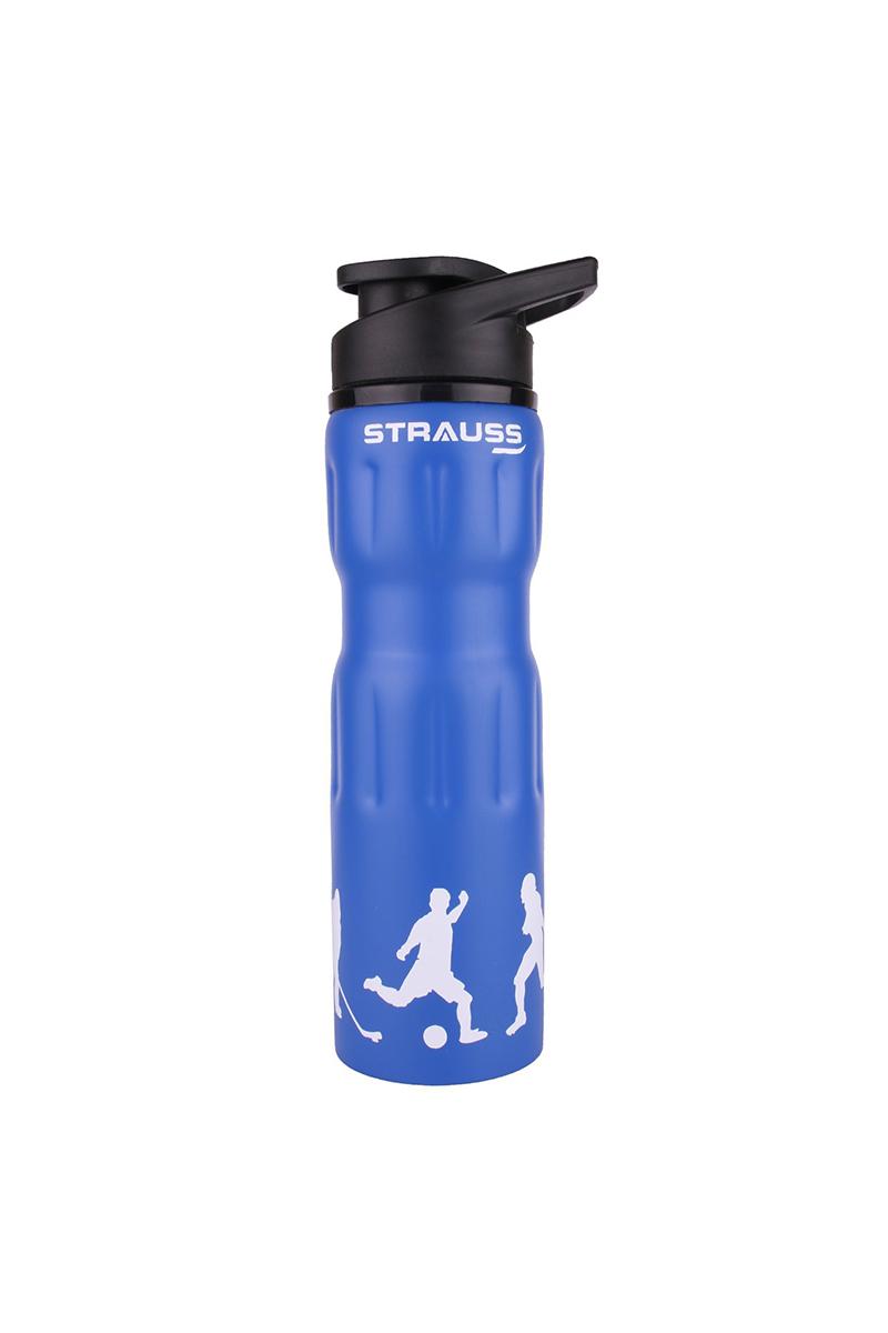 5f060ee96b Strauss Stainless-Steel Water Bottle 750ml | Planeteves.com