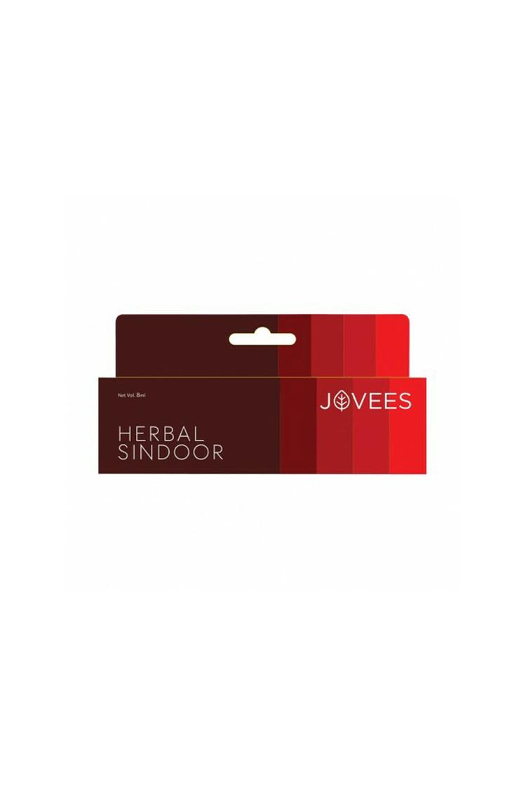Jovees Herbal Sindoor Maroon Pack OF 2