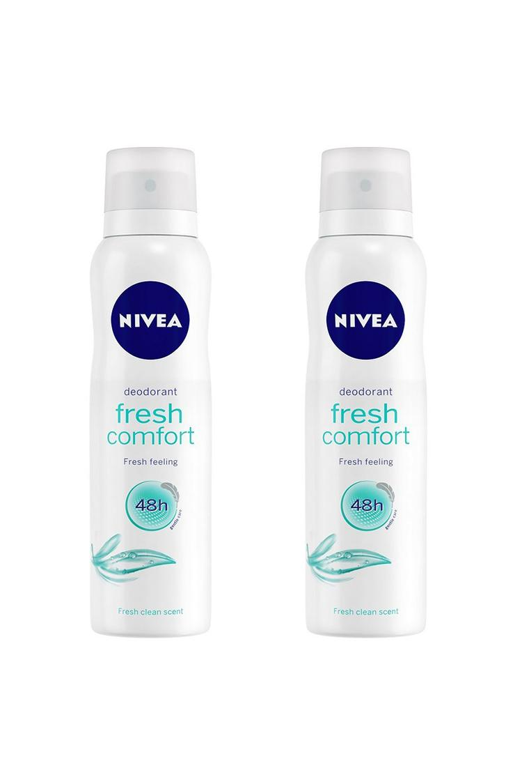 Nivea Fresh Comfort Deodorant For Women 150Ml Pack