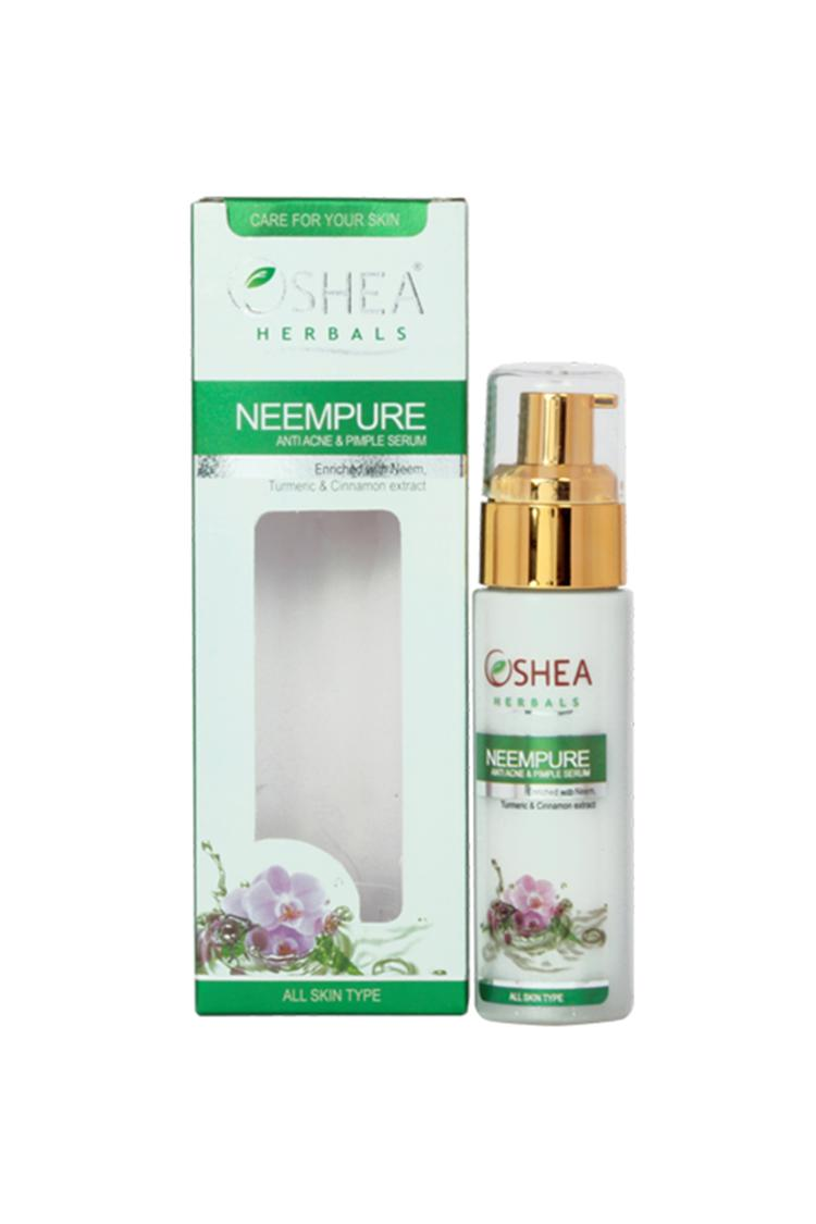Oshea Herbals Neempure Anti Acne & Pimple Serum 50