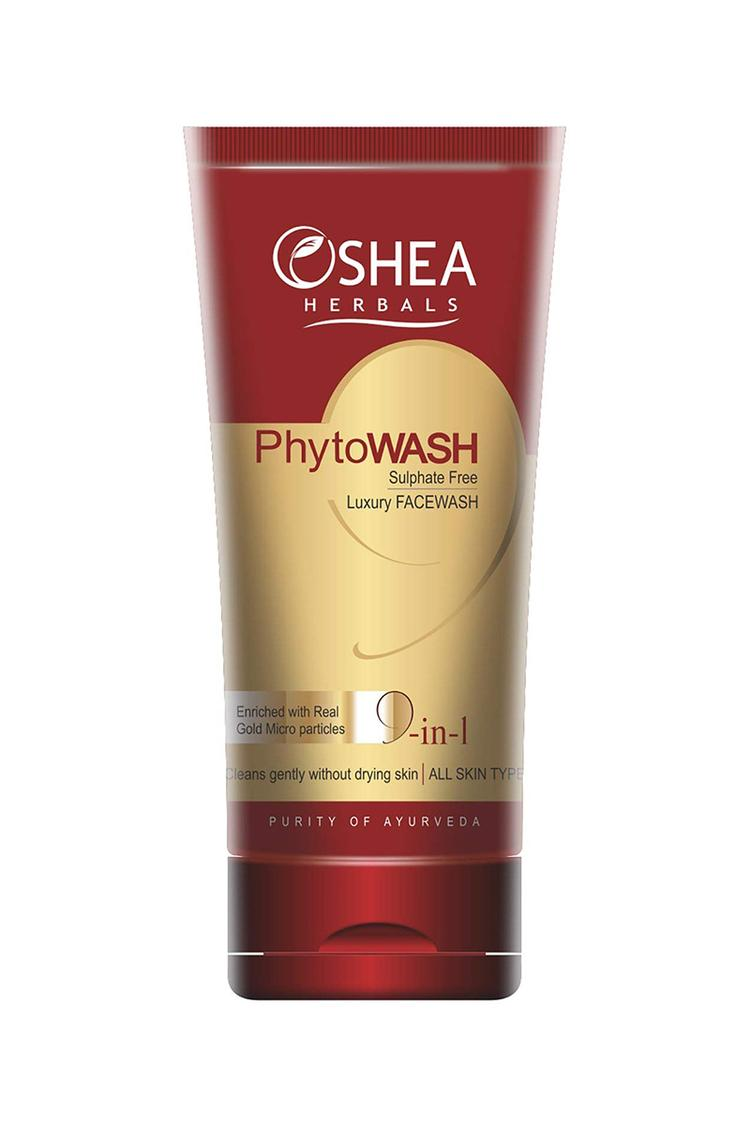 Oshea Herbals Phytowash Luxury Face Wash 120Gm