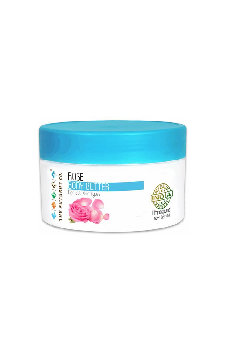 The Natures Co Rose Body Butter 250 Ml