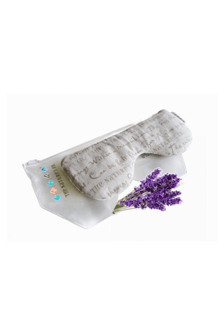 The Natures Co Lavender Eye Pillow 125 Gm
