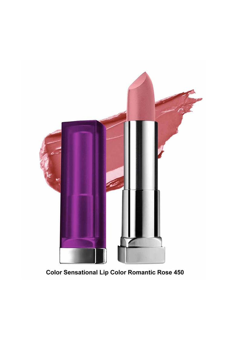 Maybelline New York Color Sensational Lip Color Ro