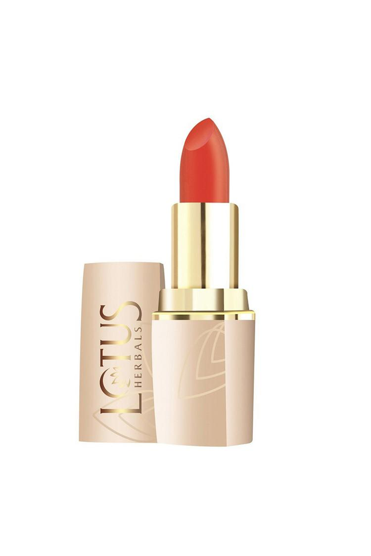 Lotus Pure Colors Matte Lip Color Orange Envy