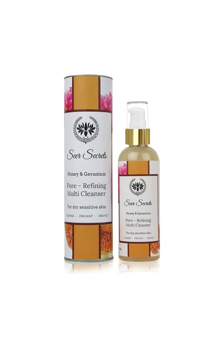 Seer Secrets Honey & Geranium Pore Refining Multi