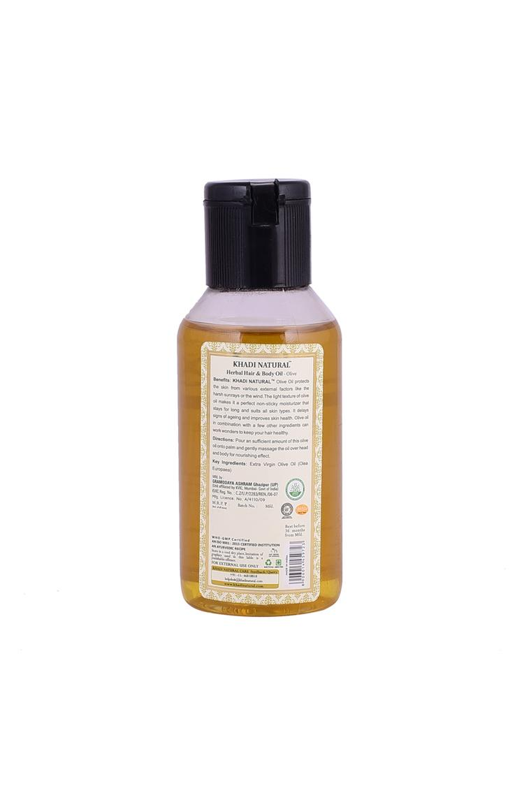 Khadi Natural Ayurvedic Olive Oil 100ml