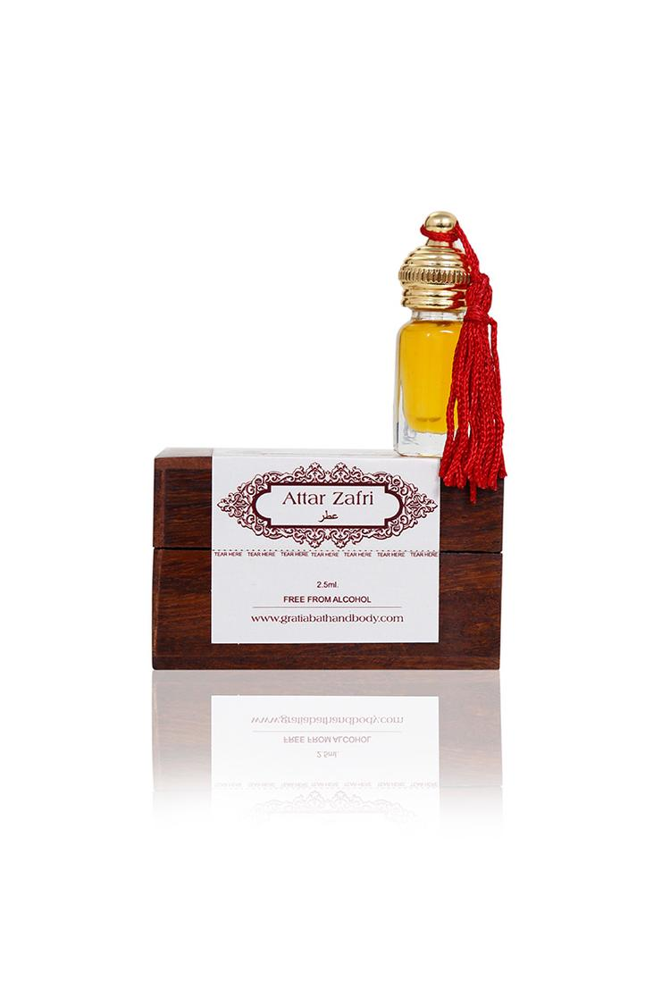 Gratia Attar Marry Gold 2.5Ml