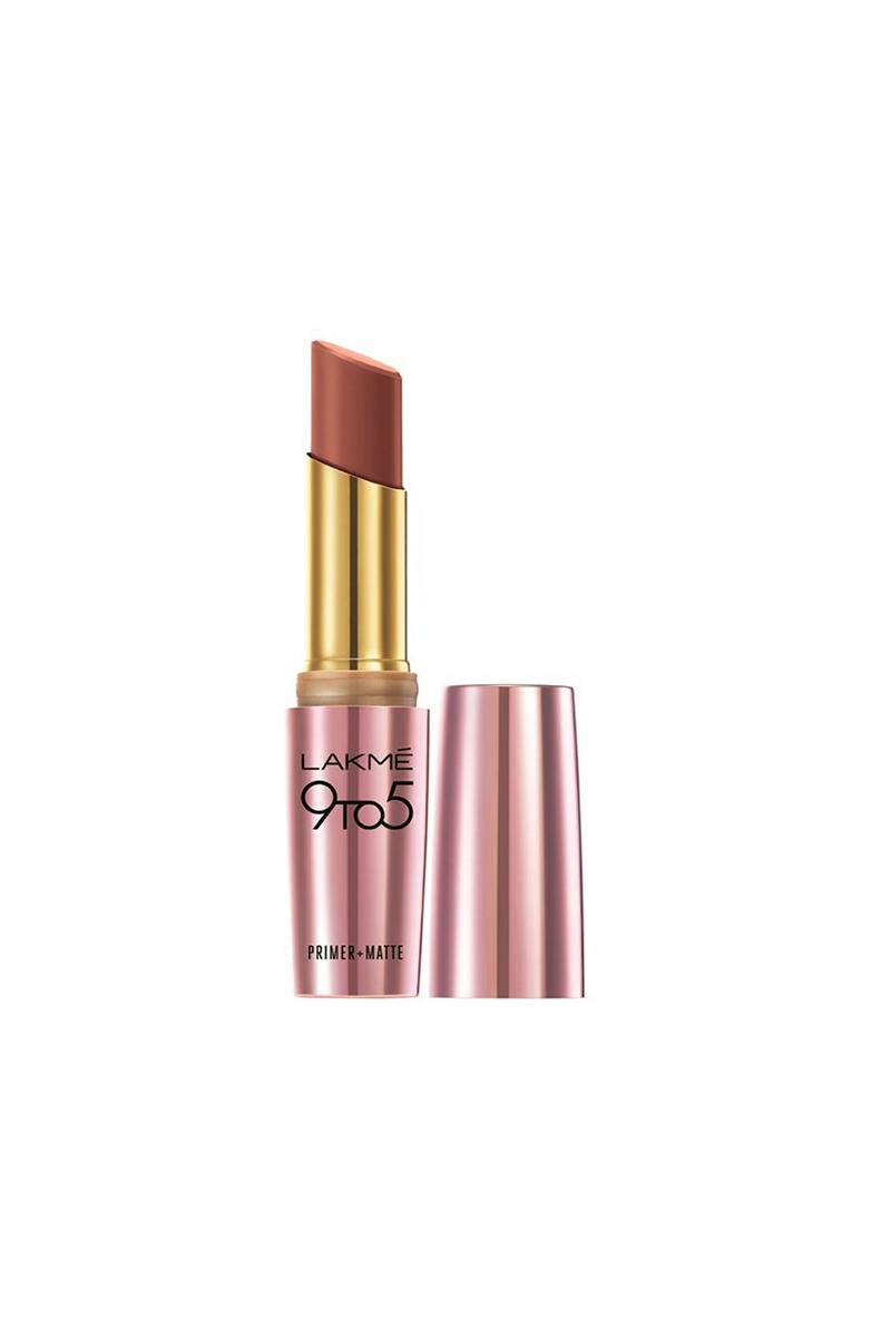 Lakme 9 To 5 Primer With Matte Lip Color Mb13 Caramel Cut 36 G La Girl Pro Face Hd Pressed Powder Medium Biege 609