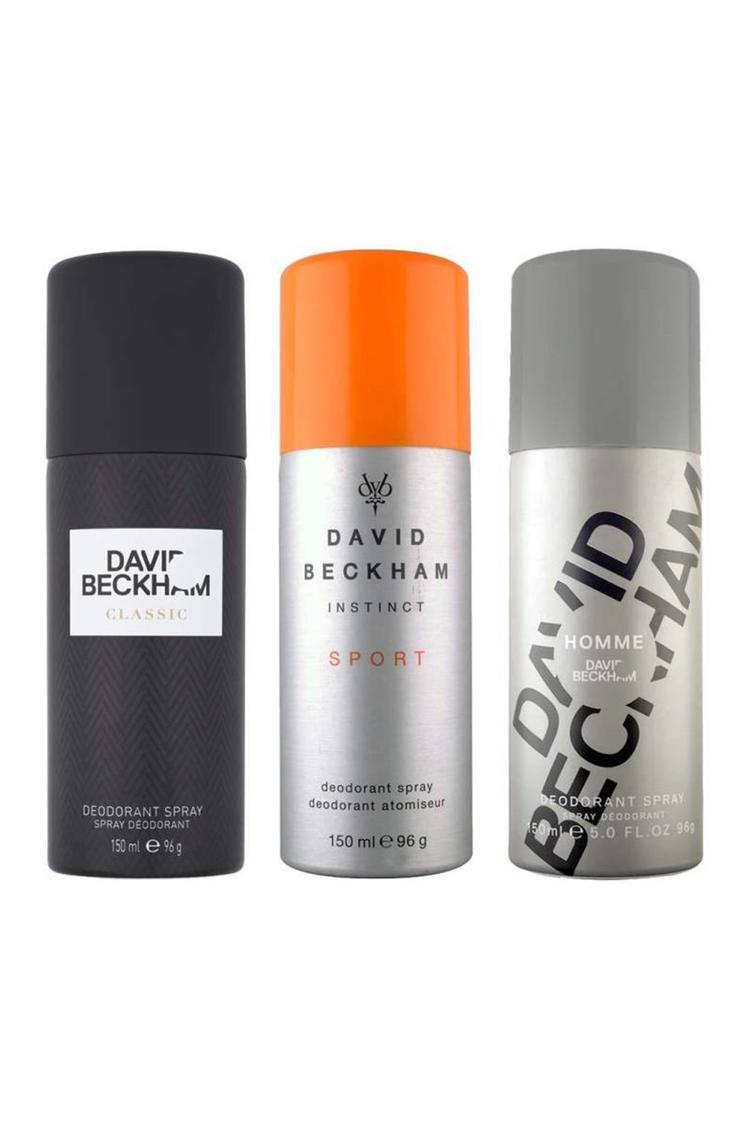 David Beckham Classic Instinct Sport&Homme Deo For
