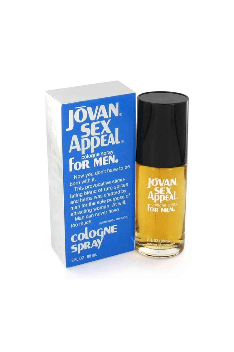 Jovan Sex Appeal Edt For Men 88Ml