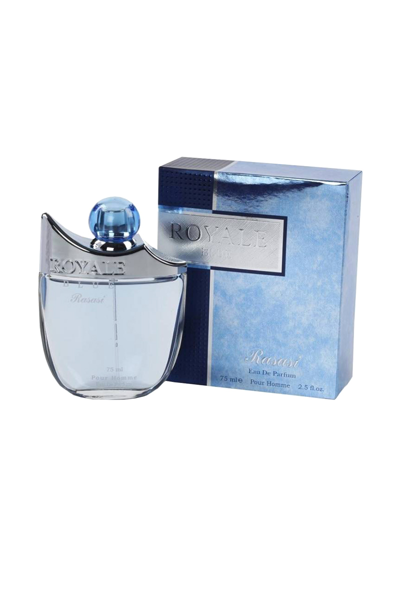 Rasasi Royale Blue Edp75 Ml For Men Planetevescom