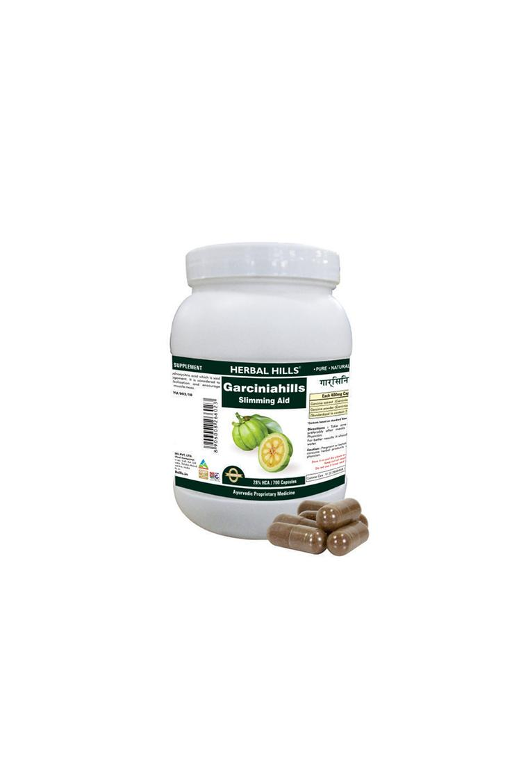 Herbal Hills Garciniahills Value Pack 700 Capsule