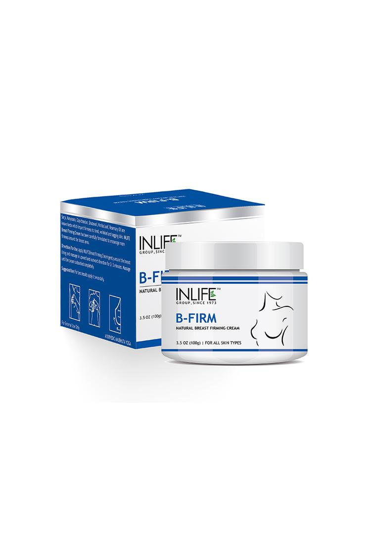 Inlife Natural Breast Firming Massage Cream100G Fo